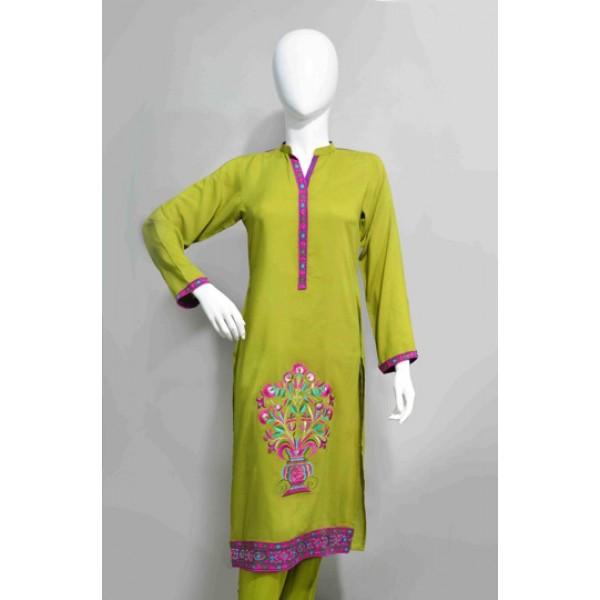 Stylish Dress For Her - W007
