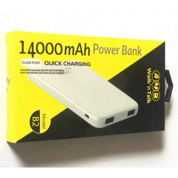 AMB Original Power Bank 14000mAh