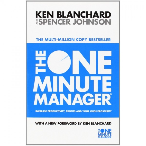 The One Minute Manager by The One Minute Manager