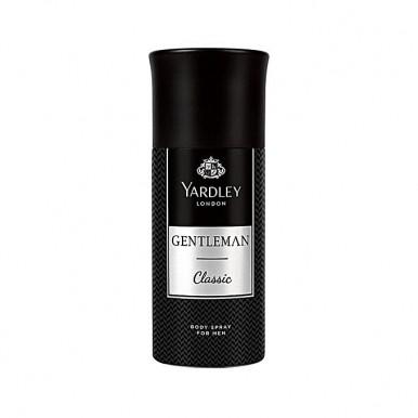Gentle Man Classic Body Spray For Men