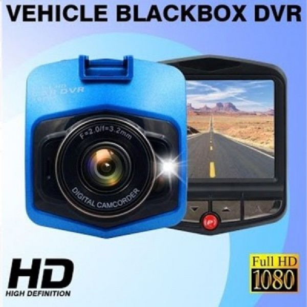 Vehicle Blackbox Dvr 1080p