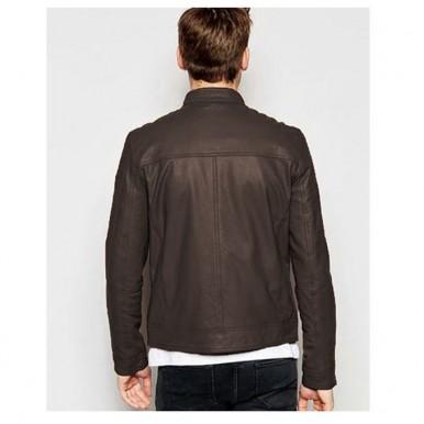 Moncler Highstreet Faux Leather Jacket For Men - CB93