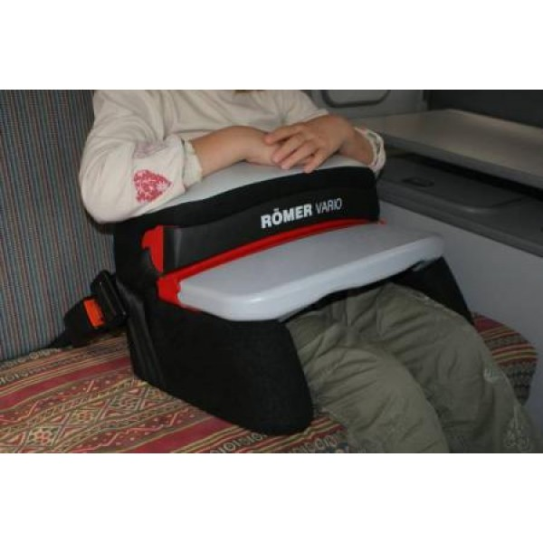 Romer Vario Car Seat for 2 or 3 Point Seat belt-Lap Belt