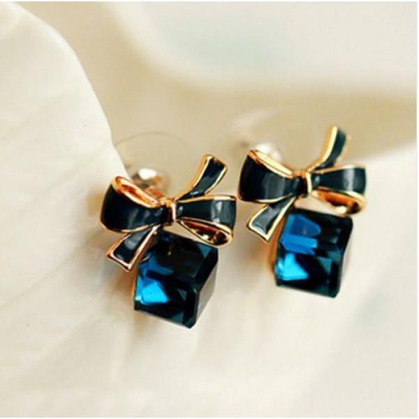 Bow Knot Earrings
