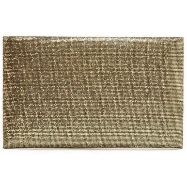 Glitter Sparkling Envelop Clutch