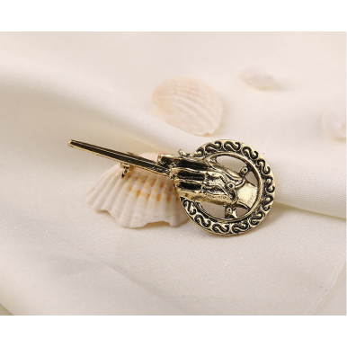 Game Of Throne Brooche