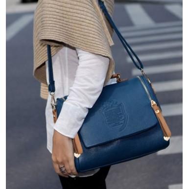 Korean Fashion Handbag PU Leather Bag For Her