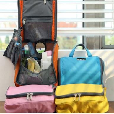Travel Makeup Toiletry Zipper Bag