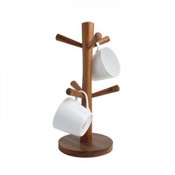 Handcrafted Rosewood Mug/Cup Holder