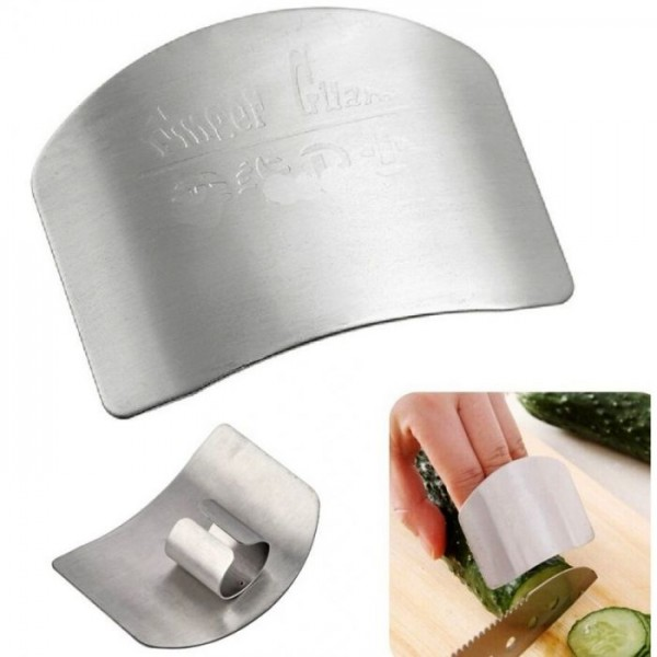 Stainless Steel Chopping Finger Protector