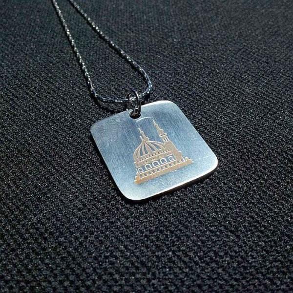 Medina Pendant Stainless Steel
