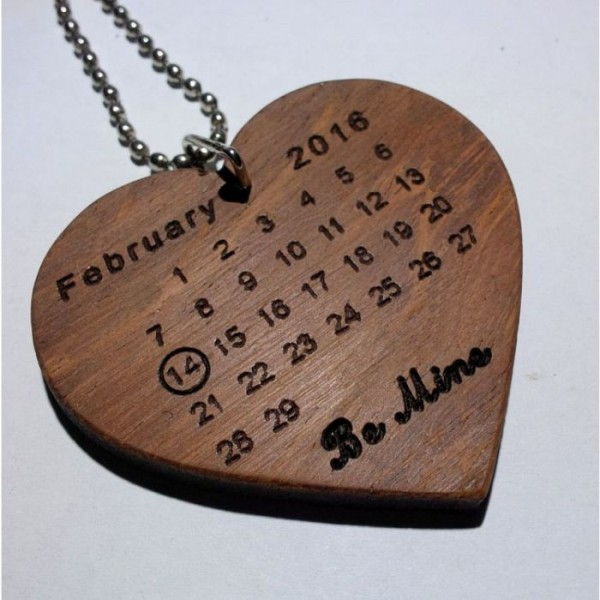 Customised Special Day Pendant