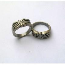 Antique Silver Ring - Men's