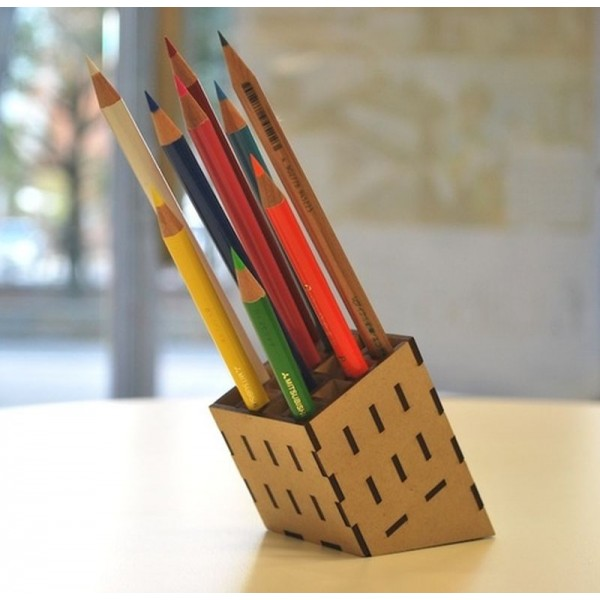 Modern Pen Holder for Office and Study Table