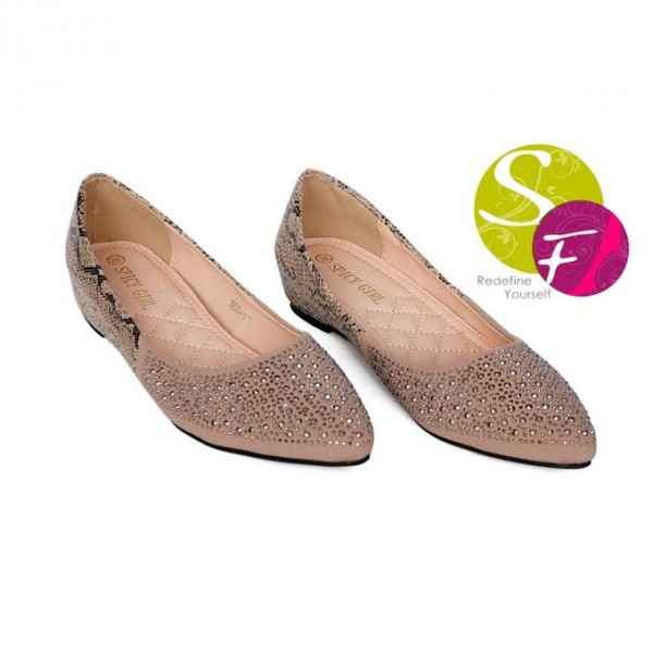 Pumps for Women - Beige