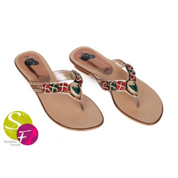 Flat Slippers for Ladies