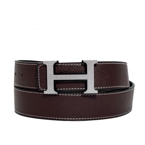 Leather Belt for Men MBHM-14