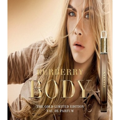 Burberry Body Gold Limited Edition for Women - EDP 60 ML
