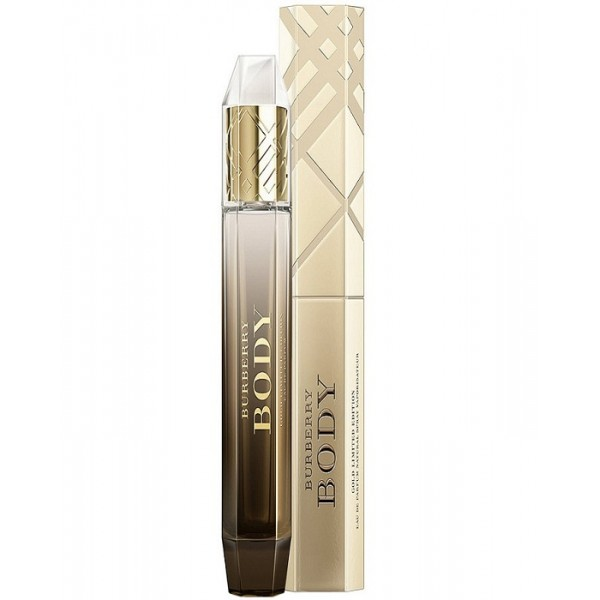Burberry Body Gold Limited Edition for Women - EDP 85 ML