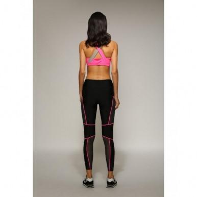 Womens Seamless Cross Strap Sports Yoga Bra
