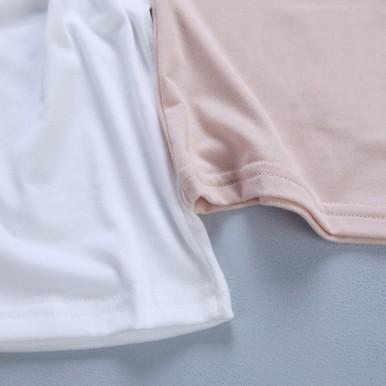 Women Camisole Slim Stretchy Spaghetti Strap Sleeveless O-Neck Basic Plain Vest Tops