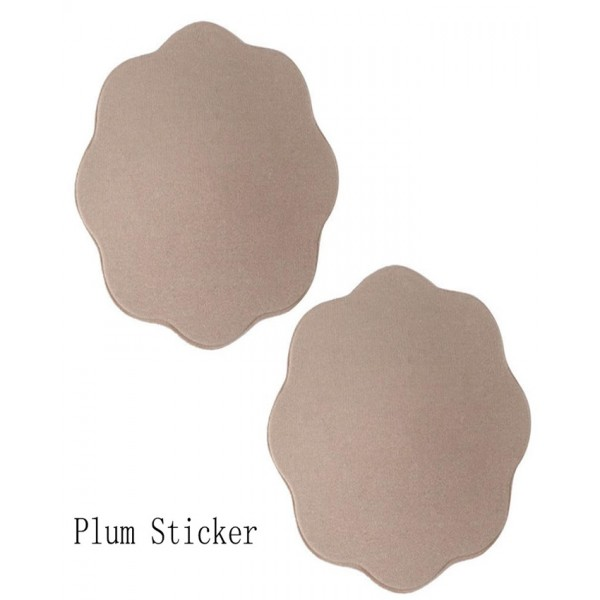 Pair of Self Adhesive Silicone Breast Nipple Covers - Pasties