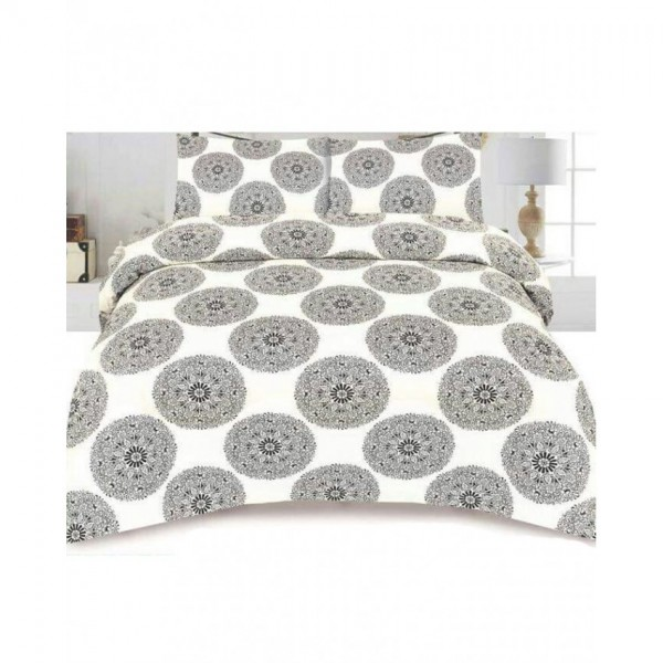 Floral Cotton Printed Bed Sheet Sets CC-373