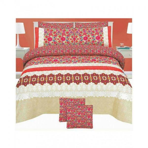 Guaranteed Cotton Printed Bed Sets CC-386
