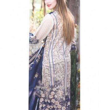 Ladies Designer Printed Lawn Suits with Lawn Dupatta BF04