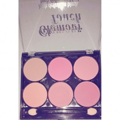 High Definition Blush on for Girls - 6 Color