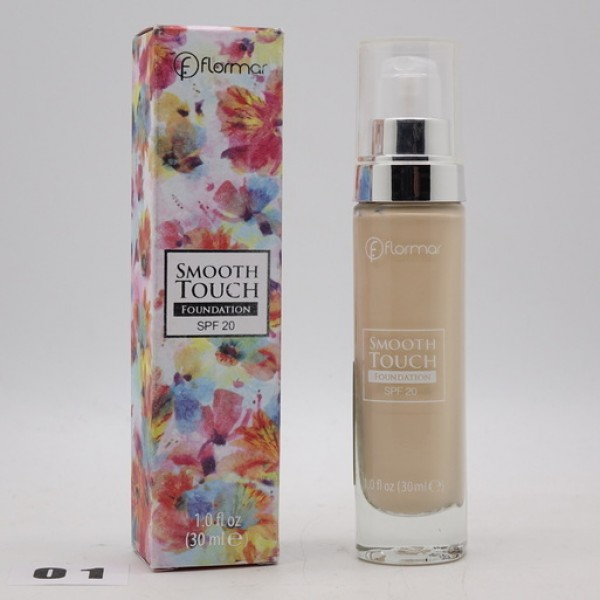 Smooth Touch Foundation SPF 20 Shade 01 in 30ml