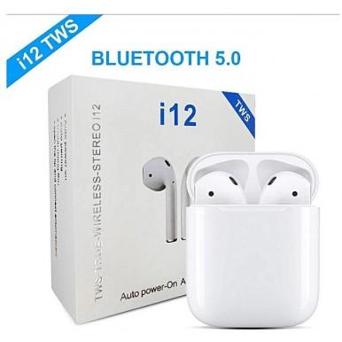 TWS True Wireless Stereo i12 Earphones