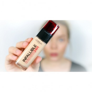 Infallible Face Foundation for Ladies - 30 ML