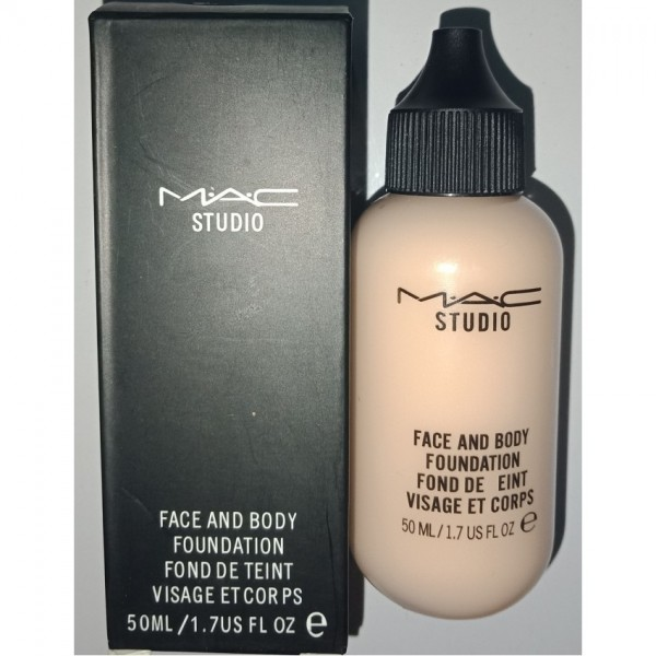 Face and Body Foundation for Girls - 50 ML