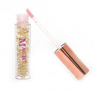 Magic Lip Gloss Water Proof and Long Lasting - For Girls