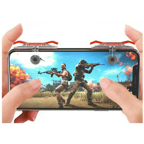 Mobile Game Trigger PUBG Rules L1 and R1 - 1 Pair in Box (2Pieces)