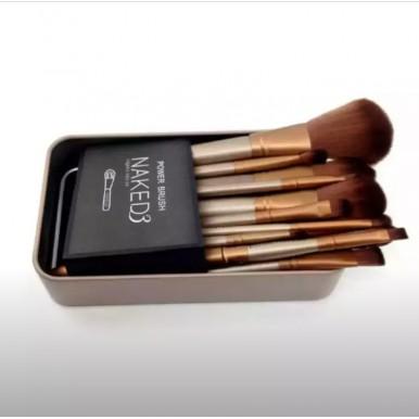 Makeup Brush Set of 12 Pieces