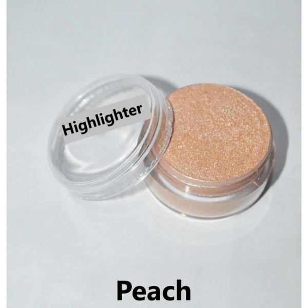 Peach Color Face Highlighter