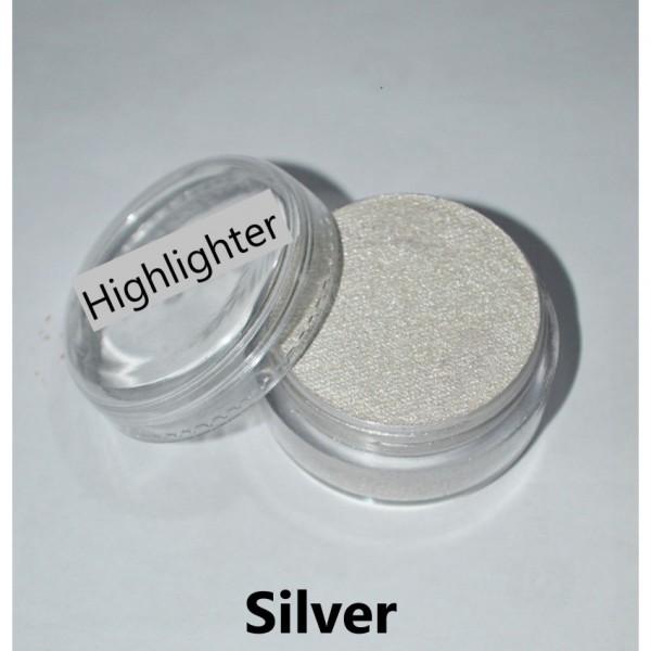 Face Highlighter for Girls - Silver