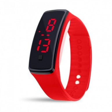 LED Sports Watch for Youngsters and Players (Male and Female) in Different Colors