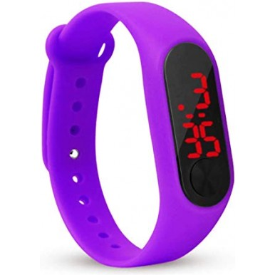Sports Watch LED Special for Girls and Gents in Different Colors