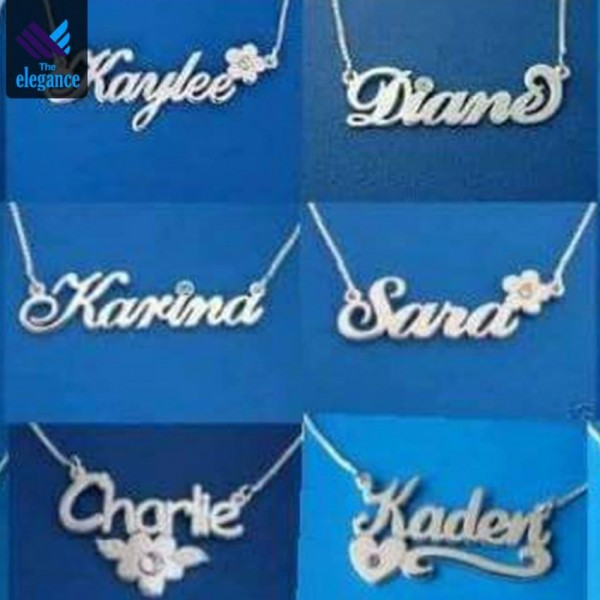 Customized Name Necklace 33