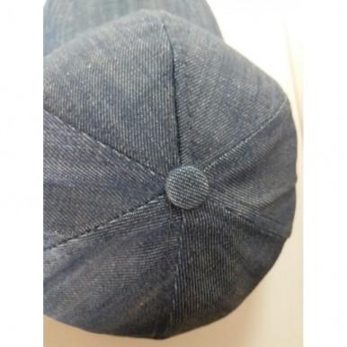 Denim Cap in Blue Color - Unisex Cap