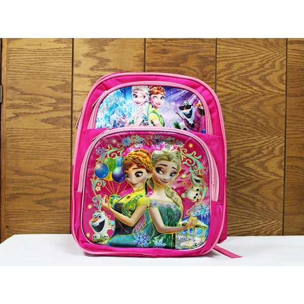 Frozen Kids School Bag