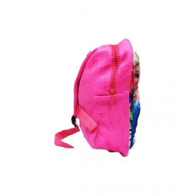 Frozen Pink Kids School Bag