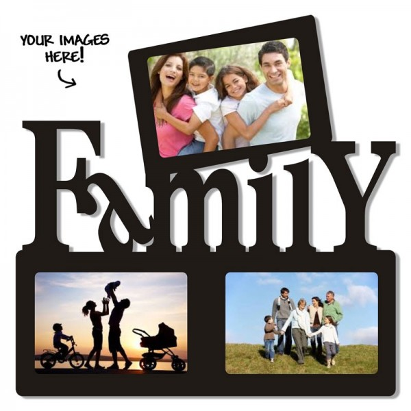 Personalized Picture Frame - Family Picture Frames
