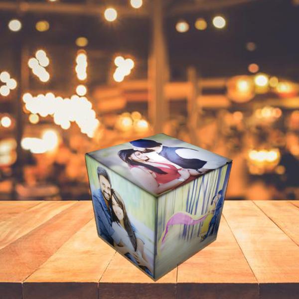Customized Acrylic Box Lamp