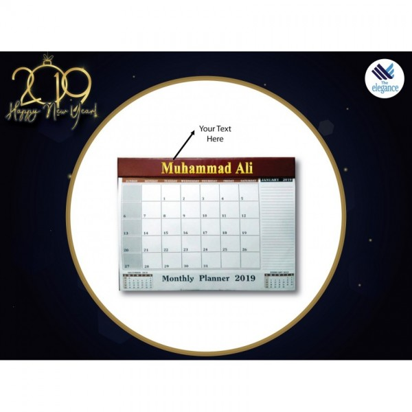 Customized Table Planner