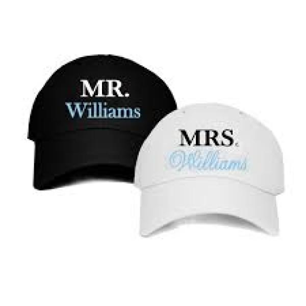 Customized Name Cap