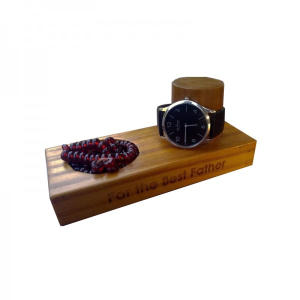 Personalized Watch and Tabeeh Holder
